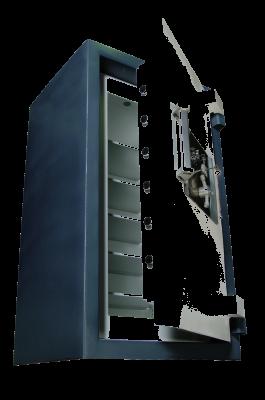 ISM Super Platinum TRTL-60x6 High Security Safe