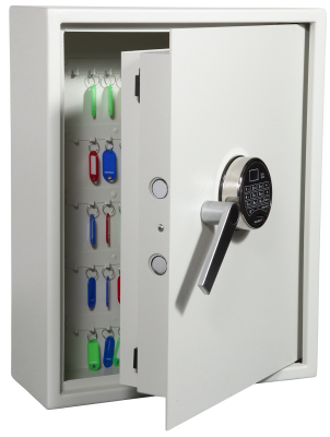Key Cabinets Audit Control, provides access logs