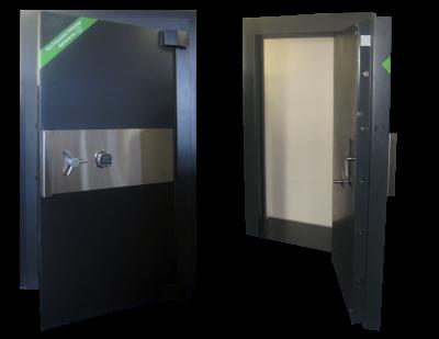 TL30 Vault Door, UL TL-30 rated