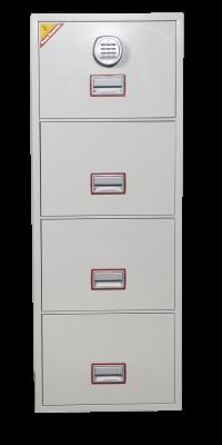 Fire Files | Fire File Cabinet model DFC4000E